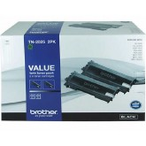Brother TN 2025 Genuine Twin Pack