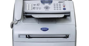 Brother Fax 2920 Laser Printer