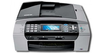 Brother MFC 490CW Inkjet Printer