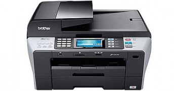 Brother MFC 6890CDW Inkjet Printer