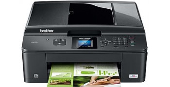 Brother MFC J430W Inkjet Printer