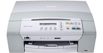 Brother DCP 165C Inkjet Printer