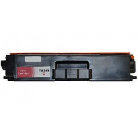 Brother TN 349M Magenta Compatible Toner Cartridge