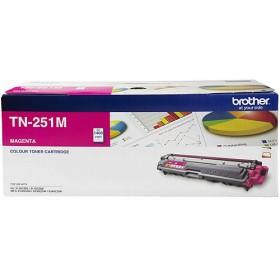 Brother TN 251 Magenta Genuine Toner Cartridge