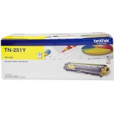 Brother TN 251 Yellow Genuine Toner Cartridge