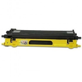 Brother TN 240Y Yellow Compatible Toner Cartridge