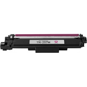 Brother TN 257M Magenta Compatible Toner Cartridge