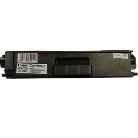 Brother TN 340BK Black Compatible Toner Cartridge