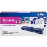 Brother TN 240M Magenta Genuine Toner Cartridge