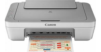 Canon MG 2460 Inkjet Printer