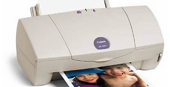Canon BJC 3000 Inkjet Printer