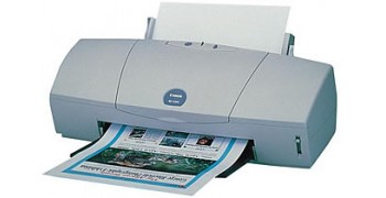 Canon BJC 6500 Inkjet Printer