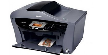 Canon MP750 Inkjet Printer