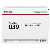Canon CART 039 Genuine Toner Cartridge