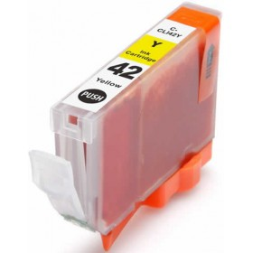 Canon CLI-42 Yellow Compatible Ink Cartridge