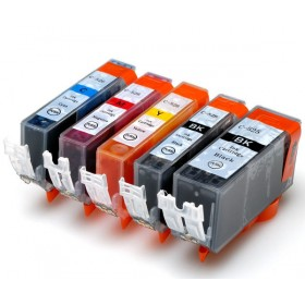 Canon PGI 525 / CLI 526 Compatible Value Pack