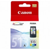 Canon CL 513 High Yield Colour Genuine Ink Cartridge