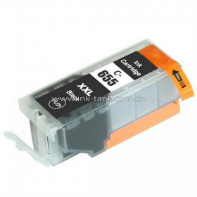 Canon PGI 655XXL Black Compatible Ink Cartridge
