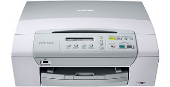 Brother DCP 145C Inkjet Printer