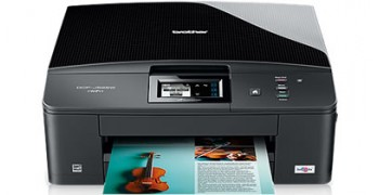 Brother DCP J525W Inkjet Printer