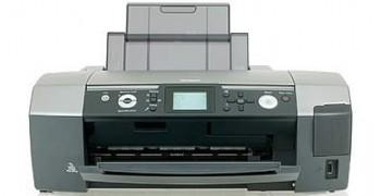 Epson Stylus Photo R350 Inkjet Printer