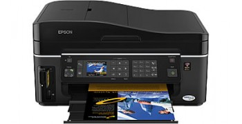 Epson Stylus TX600FW Inkjet Printer