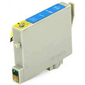 Epson TO562 Cyan Compatible Ink Cartridge