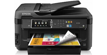 Epson WorkForce WF-7710 Ink Cartridges