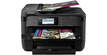 Epson WorkForce WF-7720 Inkjet Printer