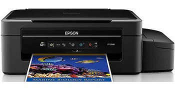 Epson Expression ET-2500 EcoTank Printer