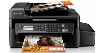 Epson WorkForce ET-4500 EcoTank Printer