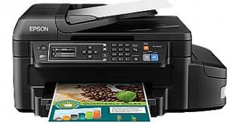 Epson WorkForce ET-4550 EcoTank Printer