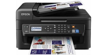 Epson Workforce WF-2630 Inkjet Printer