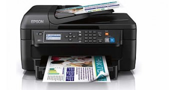 Epson WorkForce WF-2650 Inkjet Printer