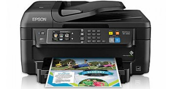 Epson WorkForce WF-2660 Inkjet Printer