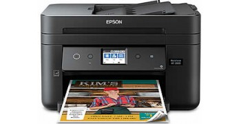 Epson WorkForce WF-2860 Inkjet Printer