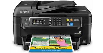 Epson WorkForce WF-2760 Inkjet Printer
