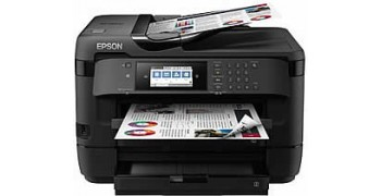 Epson WorkForce WF-7725 Inkjet Printer
