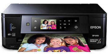 Epson Expression XP-640 Inkjet Printer