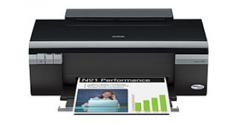 Epson Stylus C110 Inkjet Printer