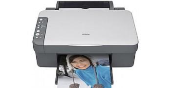 Epson Stylus CX3700 Inkjet Printer
