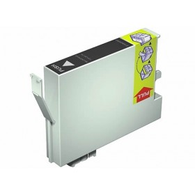 Epson TO491 Black Compatible Ink Cartridge
