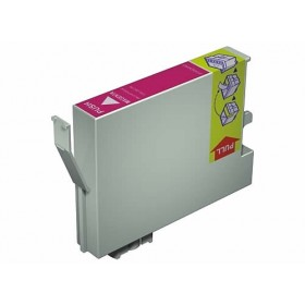 Epson TO493 Magenta Compatible Ink Cartridge
