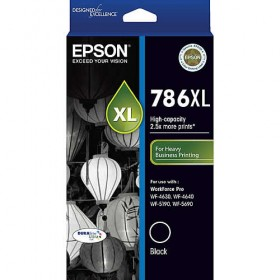 Epson 786XL Black Ink Cartridge