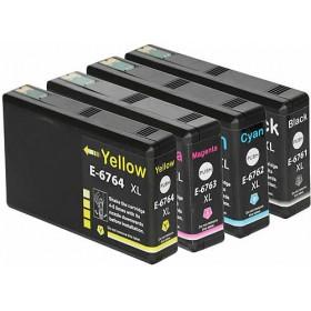 Epson 676XL Compatible Value Pack