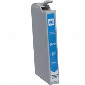 Epson 802XL Cyan Compatible Ink Cartridge