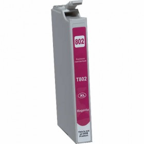 Epson 802XL Magenta Compatible Ink Cartridge