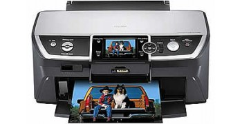 Epson Stylus Photo R390 Inkjet Printer