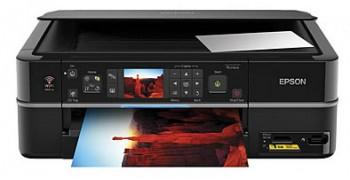 Epson Stylus Photo TX710W Inkjet Printer