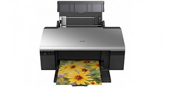 Epson Stylus Photo R290 Inkjet Printer